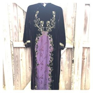 Dresses & Skirts - Velvety Vietnamese ao dai (dress/tunic)